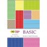 Blok z motywami Happy Color Basic, A4, 15 arkuszy (HA 3808 2030-A)