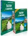 Tatry i Zakopane light przewodnik + mapa