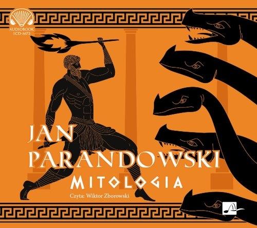 Mitologia (Audiobook) Parandowski Jan