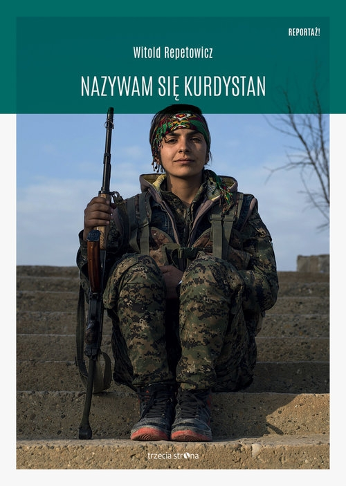 Nazywam się Kurdystan Repetowicz Witold
