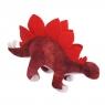 Pluszak Stegozaur czerwony 30 cm (13456) od 3 lat