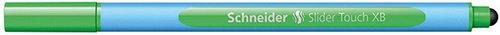 Długopis Schneider Slider Touch, XB, zielony