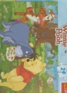 Puzzle 24 Maxi Winnie The Pooh Przyjaciele Kubusia (14137)
