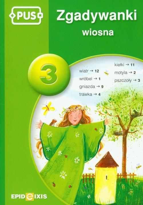PUS Zgadywanki wiosna 3 Krupska Maria, Pryzowicz Elżbieta