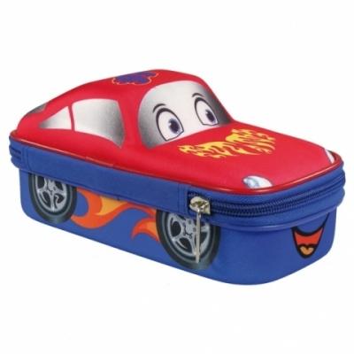 Piórnik 3D auto N