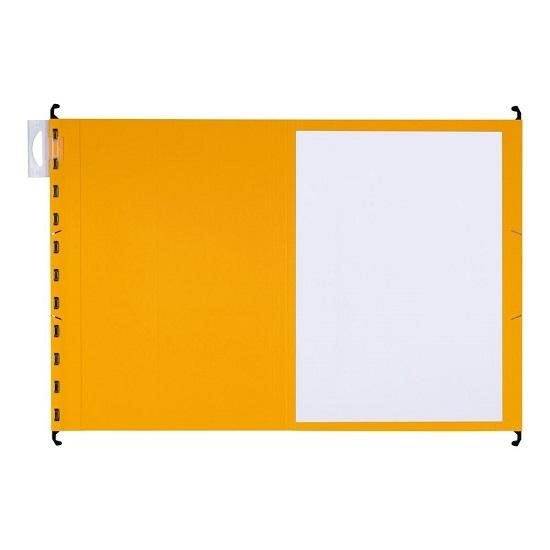 Teczka zawieszkowa Elba Chic Ultimate® - żółta (100552087)