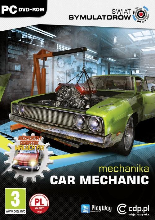 Świat Symulatorów Car Mechanic Simulator 2015