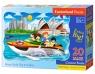 Puzzle Maxi Konturowe Motor Yacht Trip in Sydney 20 (C-02375)