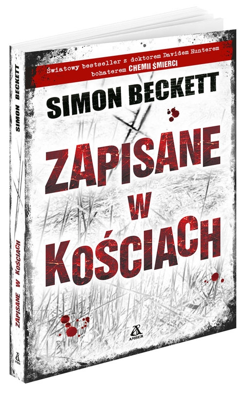 Zapisane w kościach Beckett Simon