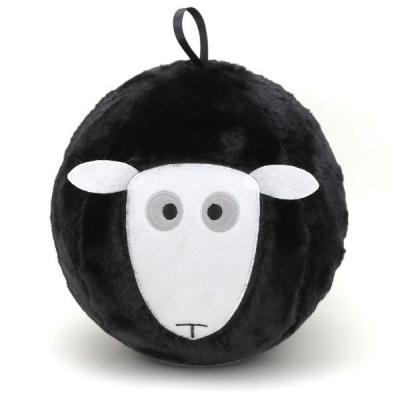 Piłka Fuzzy Ball S'cool Black Ship