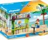 Playmobil Family Fun: Kiosk na plaży (70437)