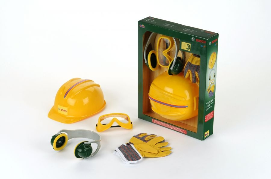 Klein, Akcesoria z kaskiem Bosch (SWD 08537)