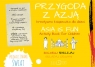 Przygoda z Azją Kreatywna książeczka dla dzieci