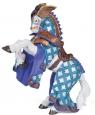 Koń Króla Artura niebieski