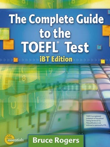 Complete Guide To TOEFL Test SB +CD Bruce Rogers