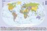 Podkładka na biurko Mapa świata