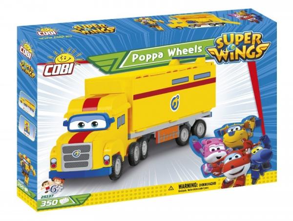 Super Wings Poppa Wheels (25137)