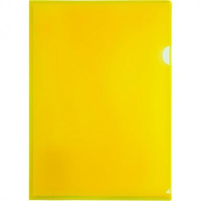 Obwoluta, ofertówka A4 Tetis - żółta (BT615-Y)