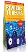Riwiera Turecka comfort! map&guide XL 2w1: przewodnik i mapa