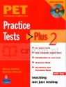 PET Practice Tests Plus 2 sb+key+CD Barbara Thomas