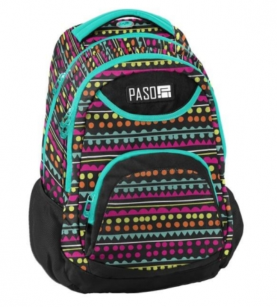 Plecak młodzieżowy 18-2708YO PASO