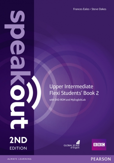 Speakout 2ed Upper-Intermediate Flexi 2 Coursebook with MyEnglishLab