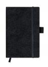 Notatnik my.book A6 czarny w linię (10789436)