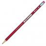 Ołówek techniczny Titanum 6B z gumką (83728)