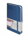Kalendarz 2021 Rubi A6 TDW niebieski