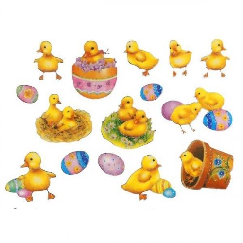 Naklejki Wielkanocne (373157)