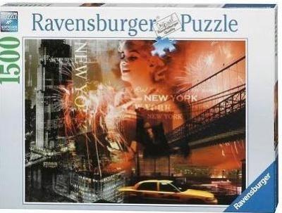 Puzzle 1500 Nowy Jork (162376) RAP162376
