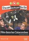 Fete dans les Catacombes + CD audio Poisson-Quinton Sylvie