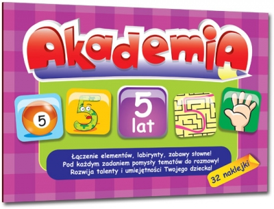 Akademia - 5 lat Ewa Sajek