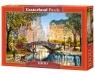 Puzzle 1000: Evening Walk Through Central Park