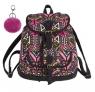 Coolpack - Fiesta - Plecak młodzieżowy - Pink Ethnic (84376CP)