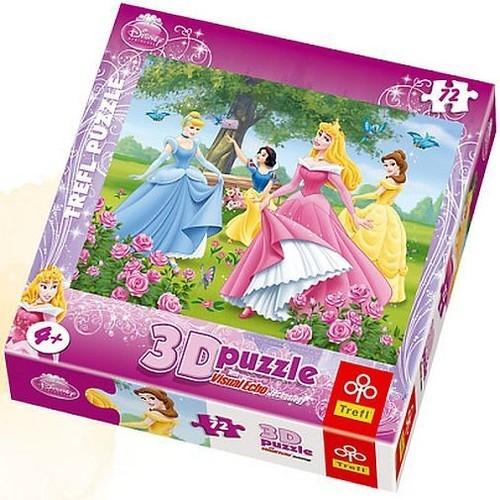 Różany Ogród 3D (35537)