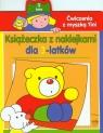 Ćwiczenia z myszką Tini Książeczka z naklejkami dla 3-latków