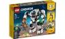 Lego Creator: Kosmiczny robot górniczy (31115)
