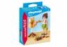 Playmobil Special Plus: Projektantka mody (9437) Wiek: 4+