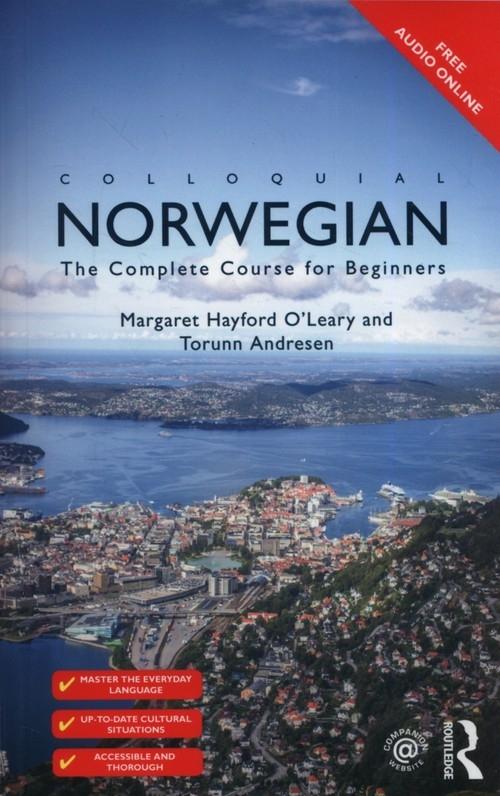 Colloquial Norwegian Hayford O'Leary Margaret, Andresen Torunn