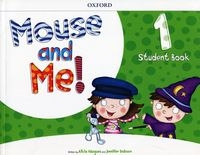 Mouse and Me 1 Student Book Vazquez Alicia, Dobson Jennifer