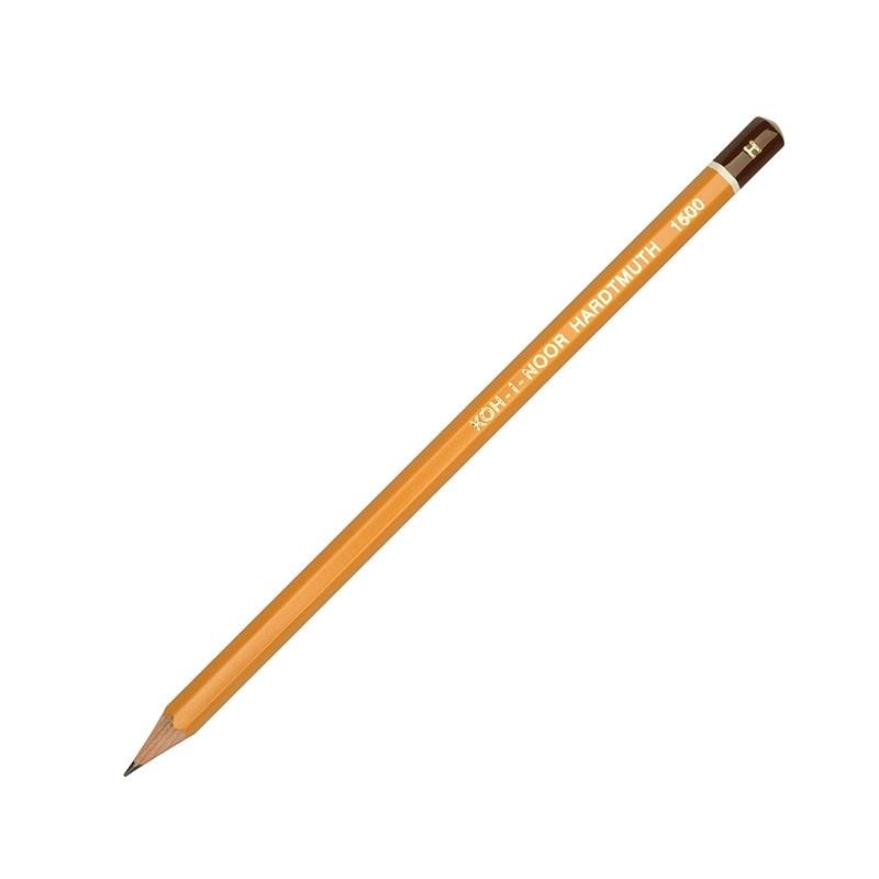 Ołówek Koh-I-Noor 1500 H (30349)