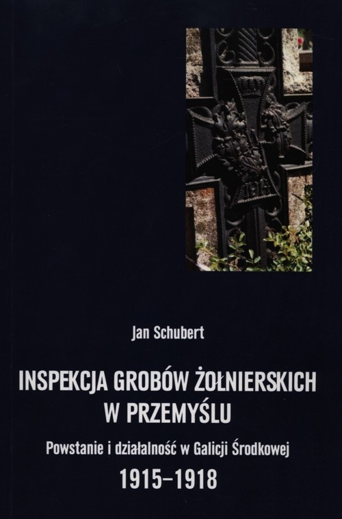 Inspekcja grobów żołnierskich w Przemyślu Schubert Jan