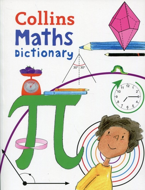 Collins Maths Dictionary Paul Broadbent