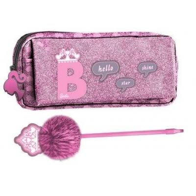 Piórnik z długopisem Barbie BAU-3265 PASO