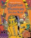 Egyptian Mummies Sticker Book Kirsteen Robson