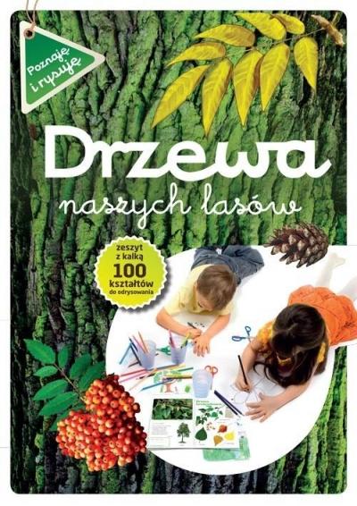 Drzewa naszych lasów Andżelika Bielańska
