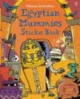 Egyptian Mummies Sticker Book