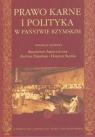 Prawo karne i polityka w państwie rzymskim