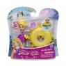 Disney Princess Mini Plywające laleczki, Roszpunka (B8966/B8938)